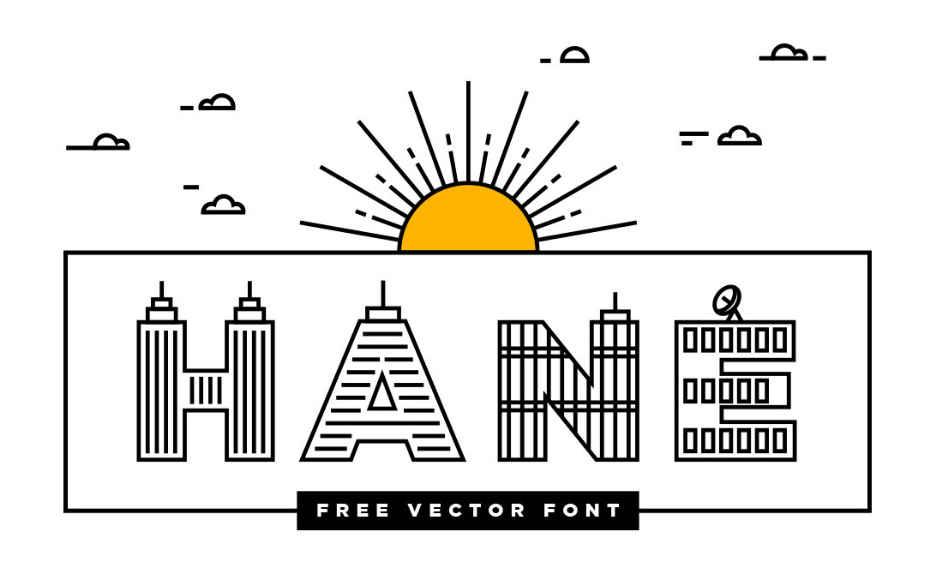8 font gratuiti di ispirazione per le tue grafiche